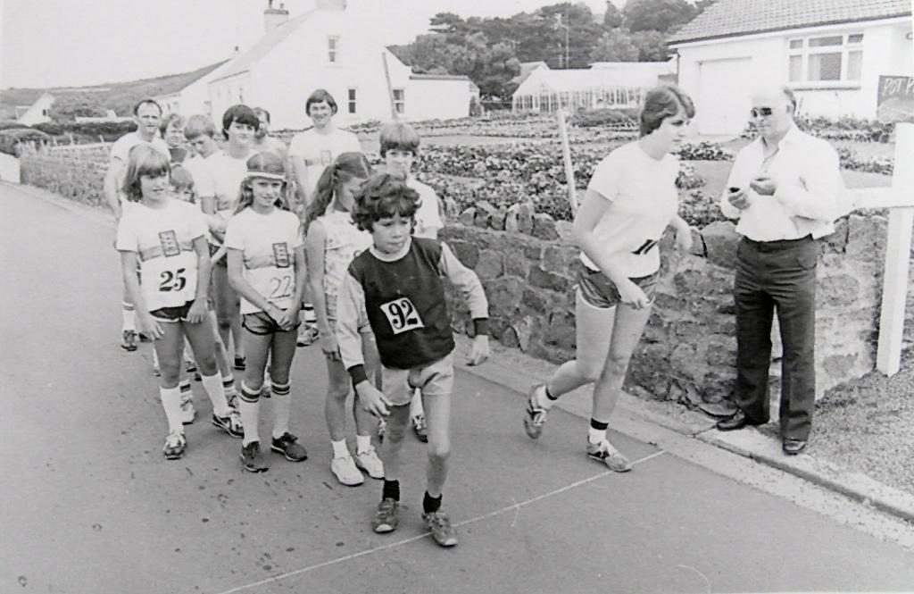 Rocquaine Regatta 1982