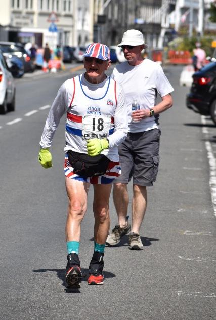 Ed Shillabeeer finish